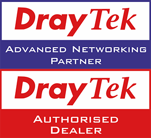Draytek advanced dealer logo